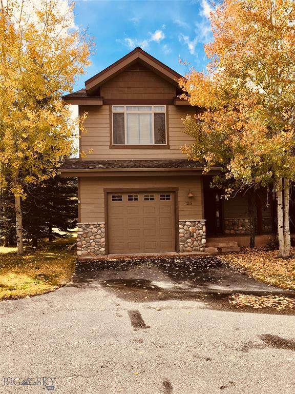 299 Ousel Falls Road #25, Big Sky, MT 59716 (MLS #350812) :: L&K Real Estate