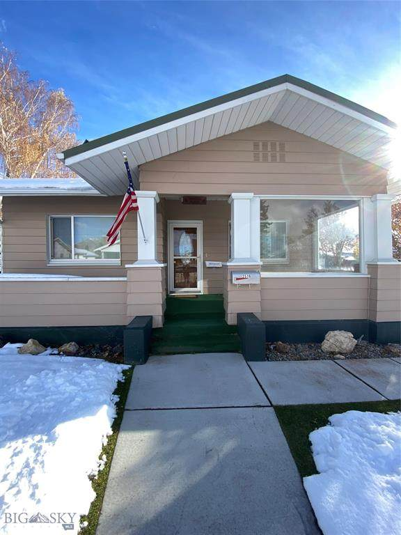 2516 State Street, Butte, MT 59701 (MLS #350952) :: Montana Life Real Estate