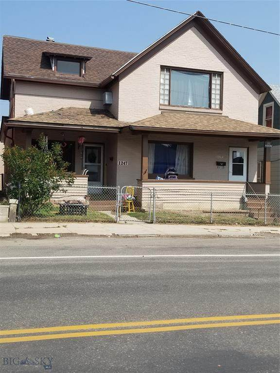 1247 E 2nd Street, Butte, MT 59701 (MLS #351074) :: L&K Real Estate