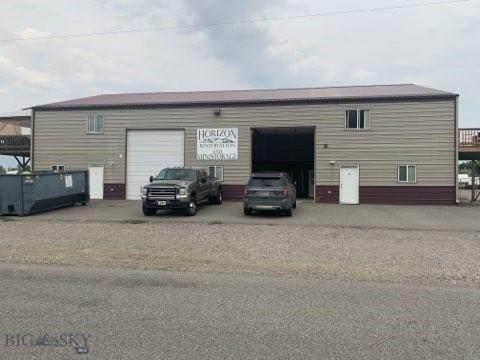 160 Mactavish Lane, Belgrade, MT 59714 (MLS #352443) :: Montana Life Real Estate