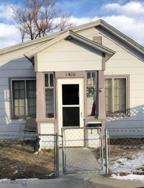 1426 S Warren Avenue, Butte, MT 59701 (MLS #352911) :: Montana Home Team