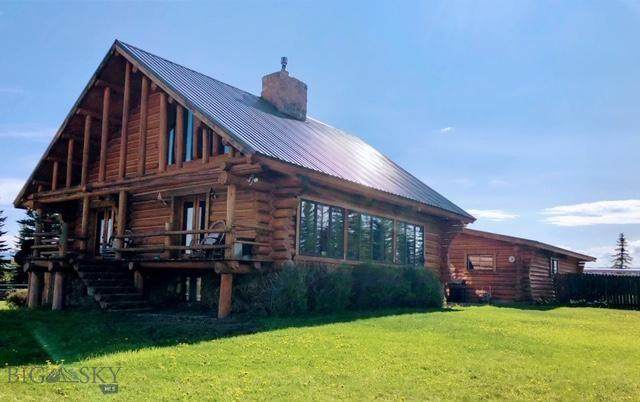 110 W Grannis, Livingston, MT 59047 (MLS #352952) :: Hart Real Estate Solutions
