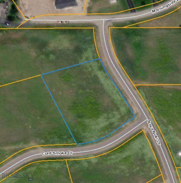 Lot 14 Cold Smoke, Bozeman, MT 59715 (MLS #354339) :: Hart Real Estate Solutions