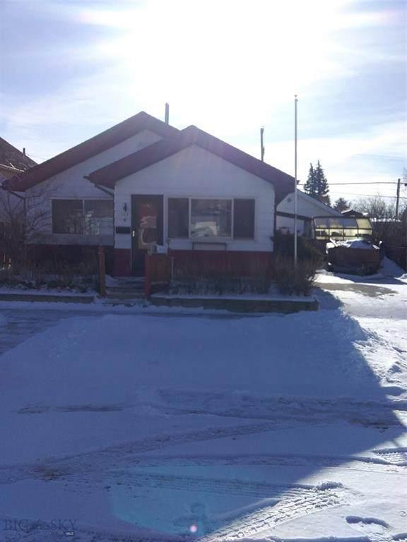 1924 Elm Street, Butte, MT 59701 (MLS #354377) :: Montana Home Team