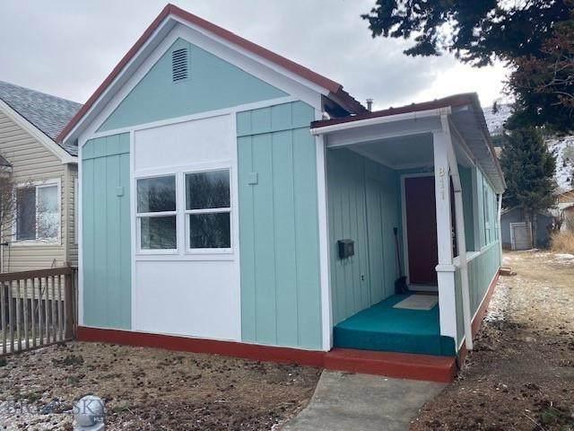 811 E 5th Street, Anaconda, MT 59711 (MLS #354621) :: L&K Real Estate