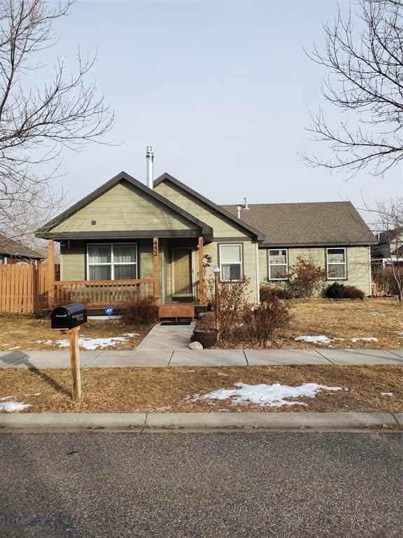 452 Woodman, Belgrade, MT 59714 (MLS #354704) :: Montana Home Team