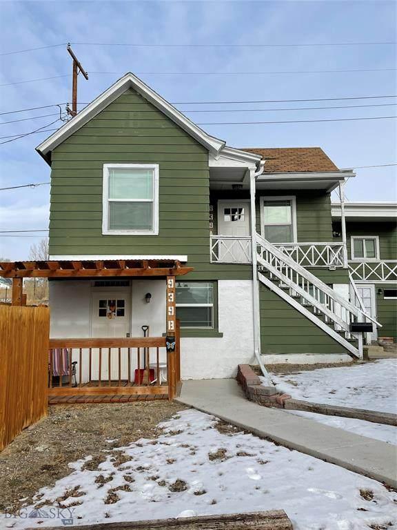 939 W Granite, Butte, MT 59701 (MLS #354713) :: Montana Home Team