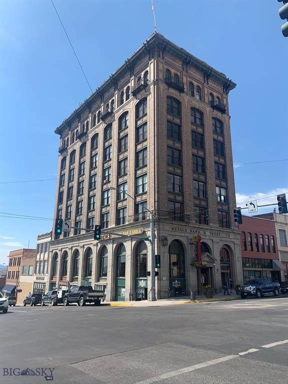 8 W Park Street #403, Butte, MT 59701 (MLS #355288) :: L&K Real Estate