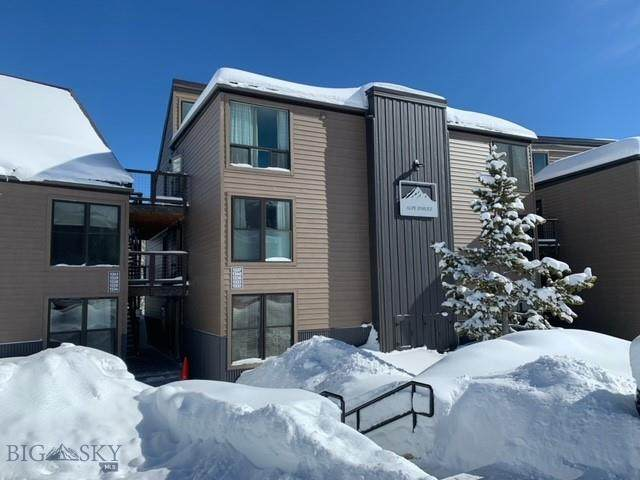 21 Sitting Bull Road #1333, Big Sky, MT 59716 (MLS #355361) :: Hart Real Estate Solutions