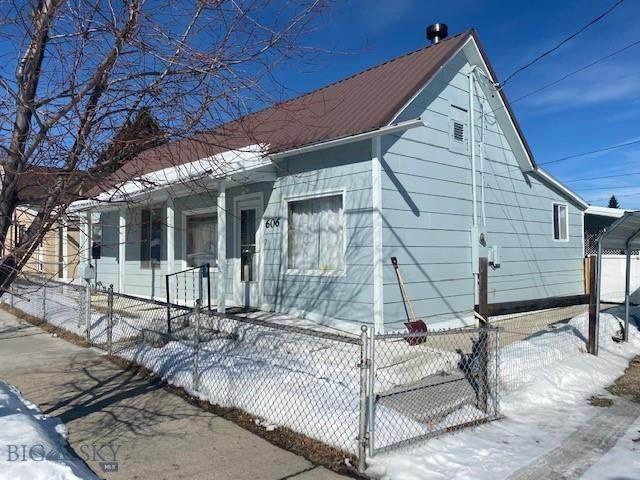 606 E 6th Street, Anaconda, MT 59711 (MLS #355469) :: Coldwell Banker Distinctive Properties