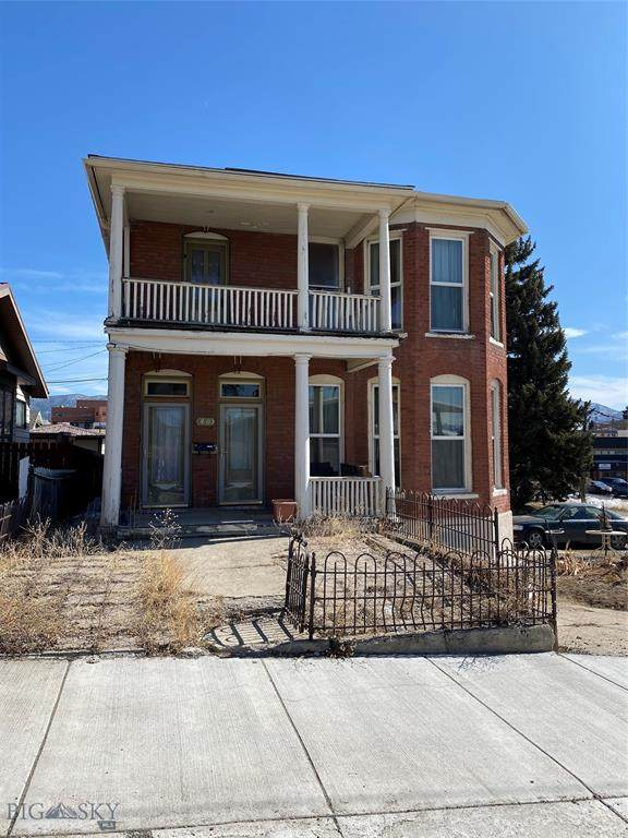 410 S Excelsior, Butte, MT 59701 (MLS #356215) :: Montana Home Team
