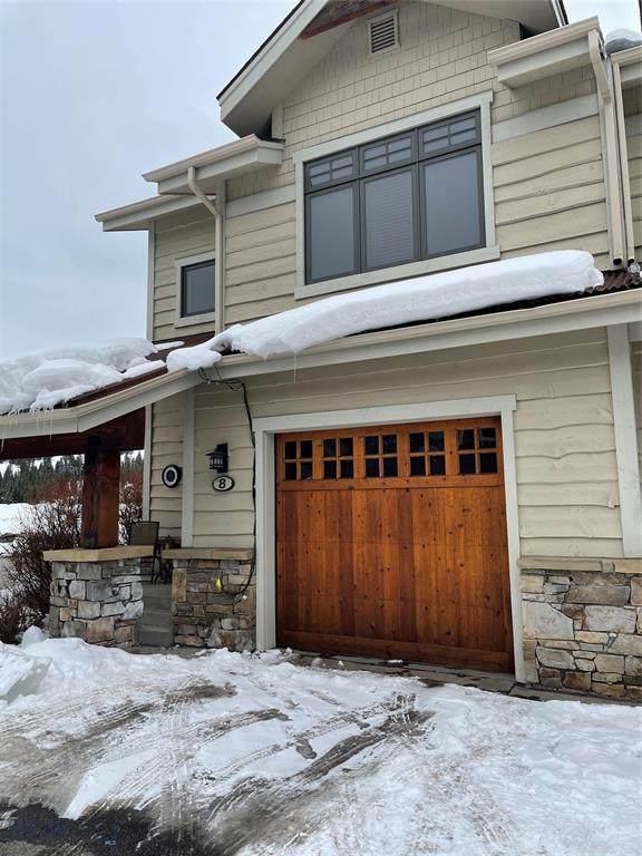 20 Limber Pine Road #8, Big Sky, MT 59716 (MLS #356255) :: L&K Real Estate