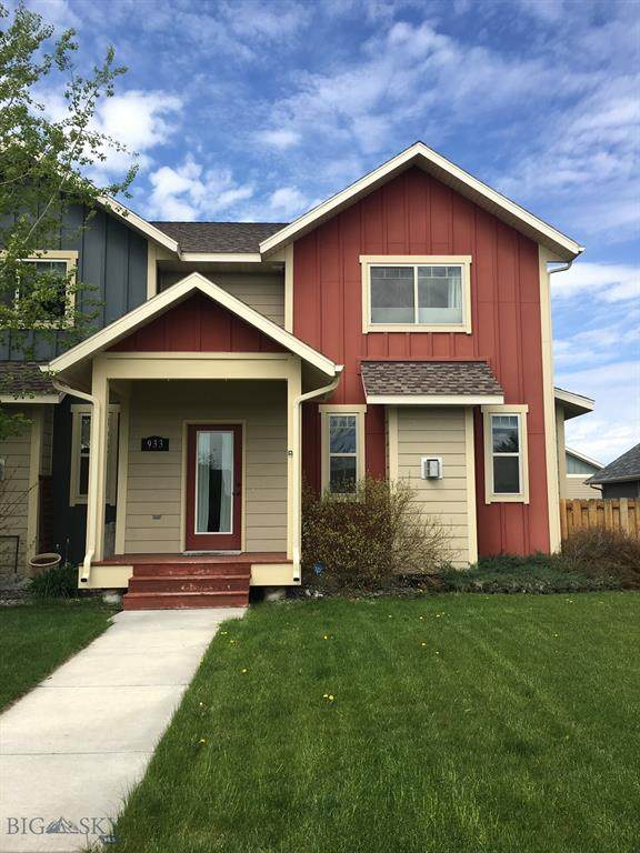 933 Flanders Creek Avenue, Bozeman, MT 59718 (MLS #356293) :: Coldwell Banker Distinctive Properties