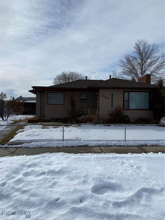 2111 Lowell Avenue, Butte, MT 59701 (MLS #356309) :: L&K Real Estate