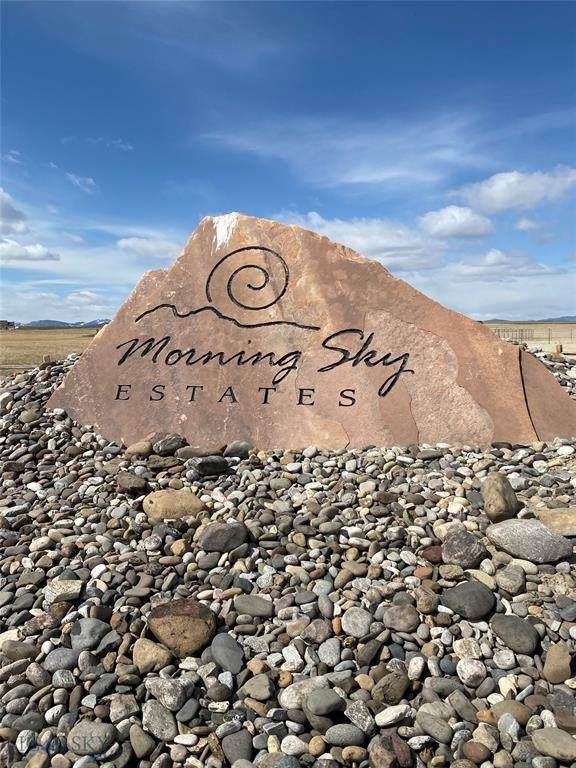 Lot 96 Morning Sky Way, Three Forks, MT 59752 (MLS #356326) :: Coldwell Banker Distinctive Properties