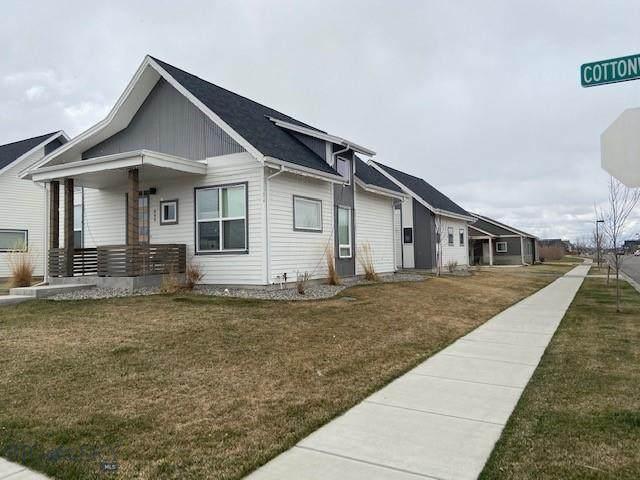 899 Cottonwood Road, Bozeman, MT 59718 (MLS #356911) :: Montana Life Real Estate