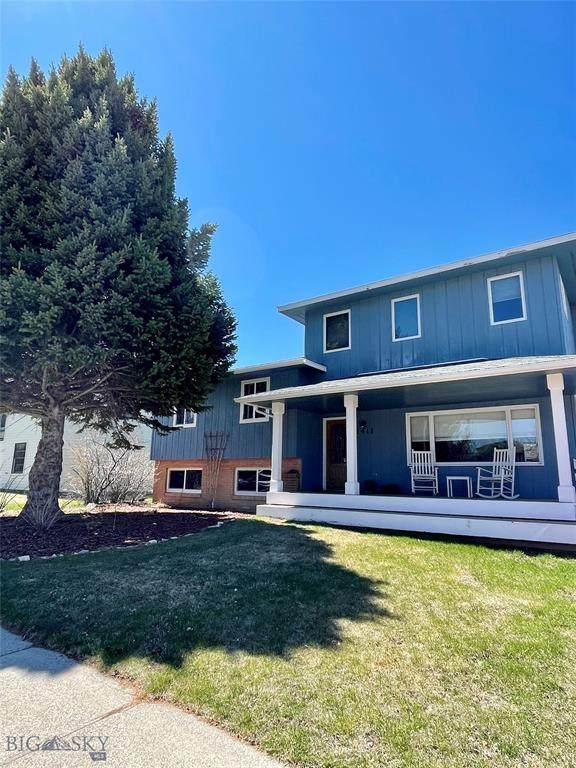 1411 S Montana, Bozeman, MT 59715 (MLS #357150) :: L&K Real Estate