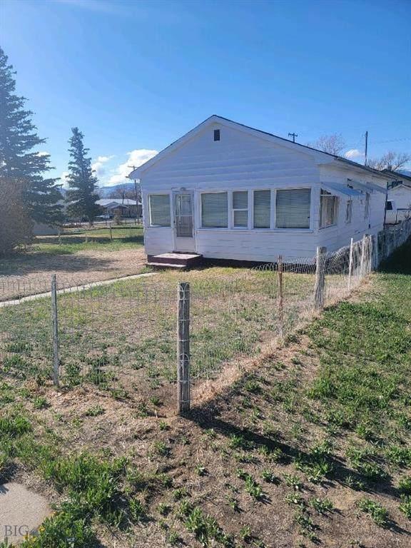 304 2nd Street W, Whitehall, MT 59759 (MLS #357352) :: L&K Real Estate