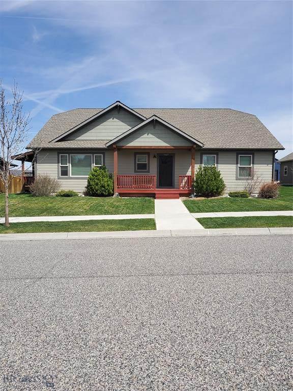 4609 Equestrian Lane, Bozeman, MT 59718 (MLS #357521) :: L&K Real Estate