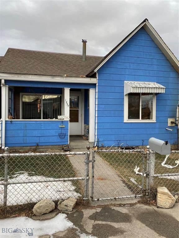 1327 Farrell, Butte, MT 59701 (MLS #357679) :: L&K Real Estate