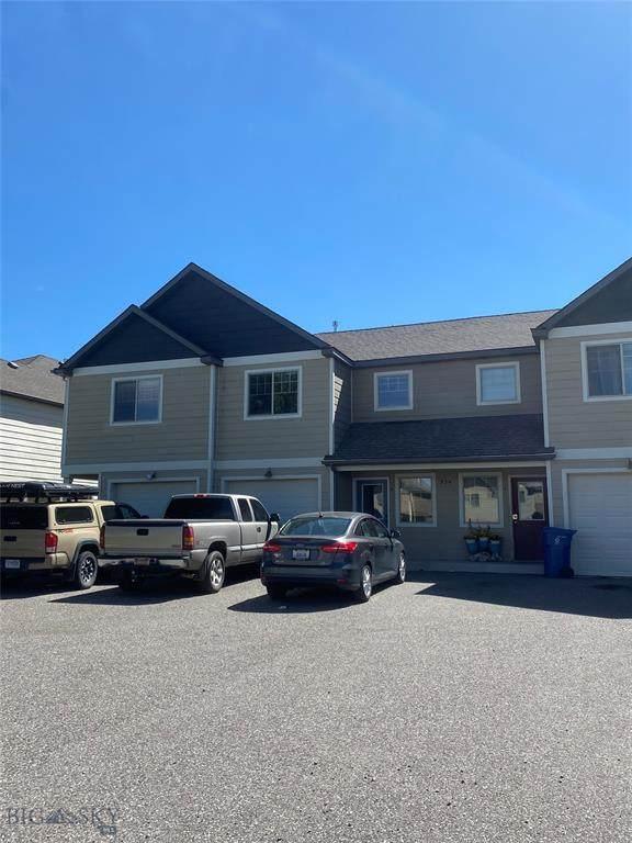 934 Saxon Way, Unit B, Bozeman, MT 59715 (MLS #359603) :: Hart Real Estate Solutions