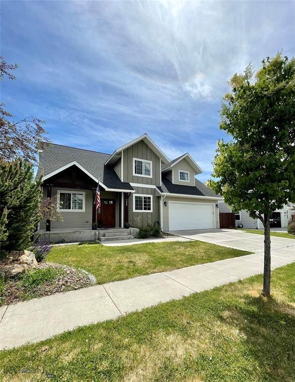 3084 John Deere Street, Bozeman, MT 59718 (MLS #359902) :: Berkshire Hathaway HomeServices Montana Properties