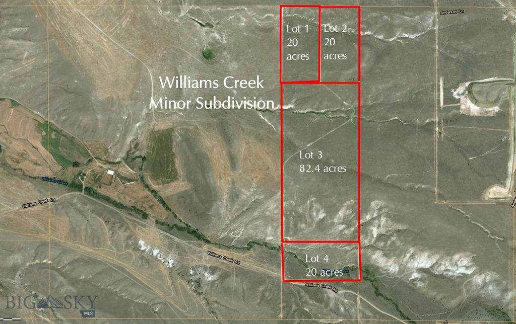 NHN Williams Creek Road Lots 1, 2, 3, 4 - Photo 1