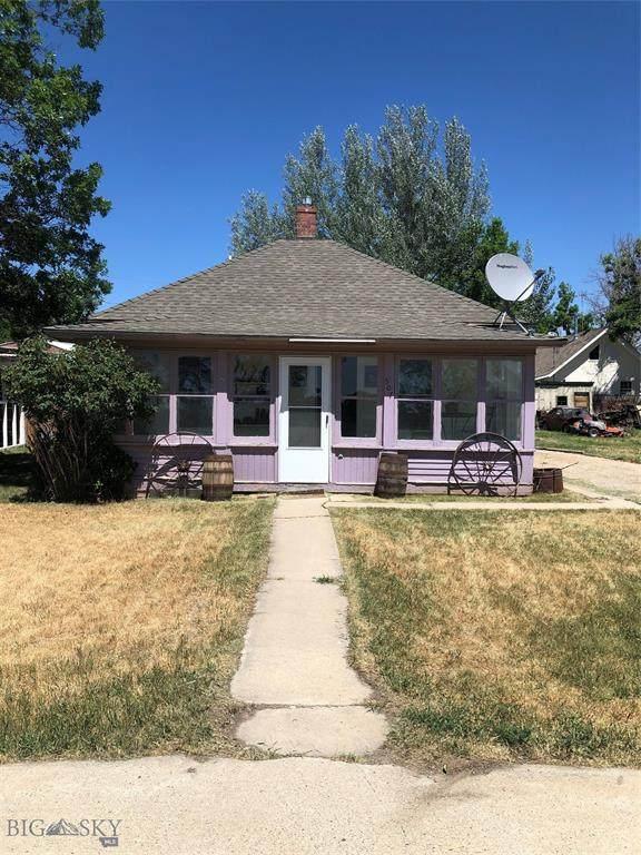507 3rd SE, Harlowton, MT 59036 (MLS #360900) :: Carr Montana Real Estate