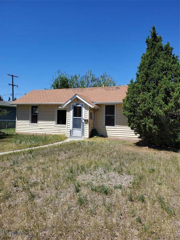 3207 Edwards, Butte, MT 59701 (MLS #360913) :: Coldwell Banker Distinctive Properties