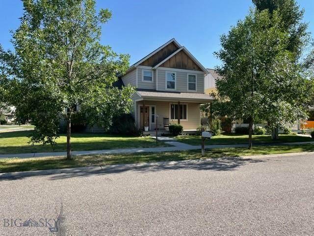 10 E Dooley, Belgrade, MT 59714 (MLS #361053) :: Montana Life Real Estate