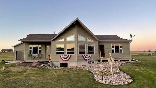 52 Hollowtop Vista Drive, Harrison, MT 59735 (MLS #361162) :: Montana Life Real Estate