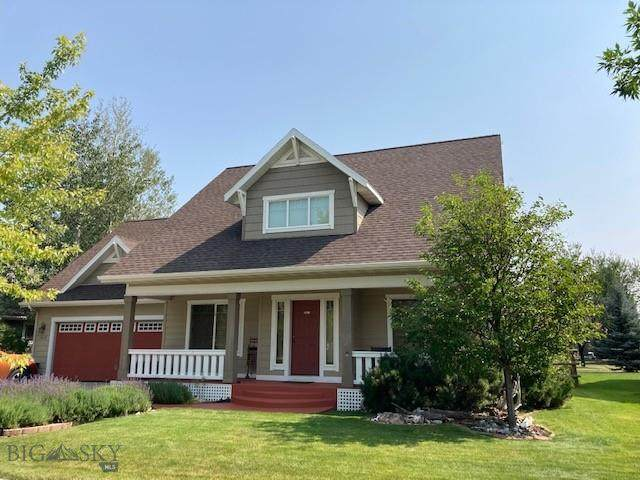 1012 Hunters Way, Bozeman, MT 59718 (MLS #361583) :: Montana Life Real Estate