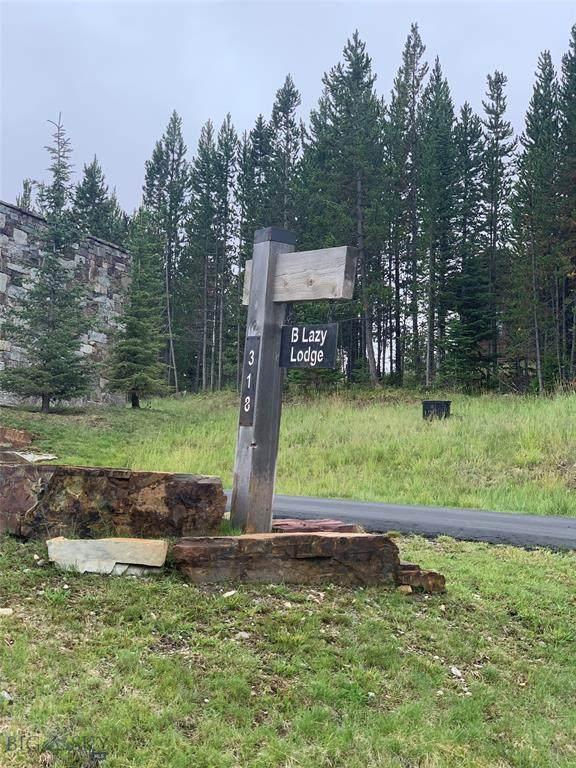 318 Goshawk Trail, Big Sky, MT 59716 (MLS #361649) :: Carr Montana Real Estate