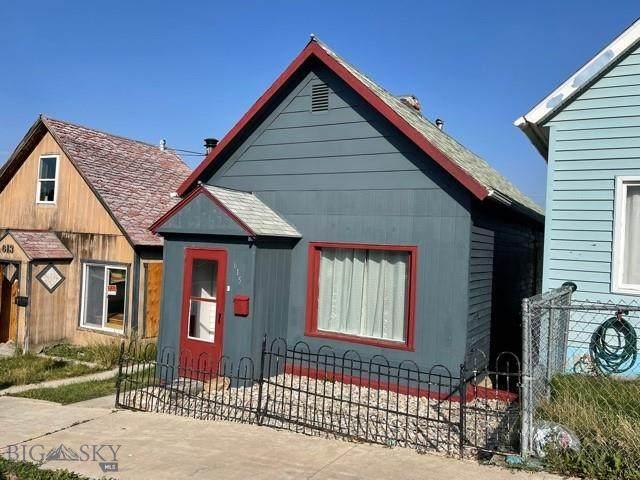 615 Alder Street, Anaconda, MT 59711 (MLS #361823) :: Berkshire Hathaway HomeServices Montana Properties