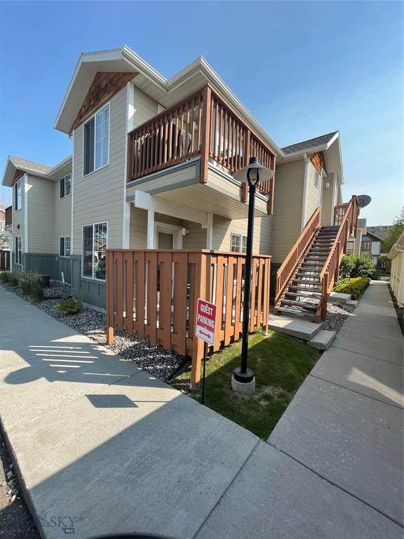 763 Forestglen 8D, Bozeman, MT 59718 (MLS #361842) :: Montana Life Real Estate