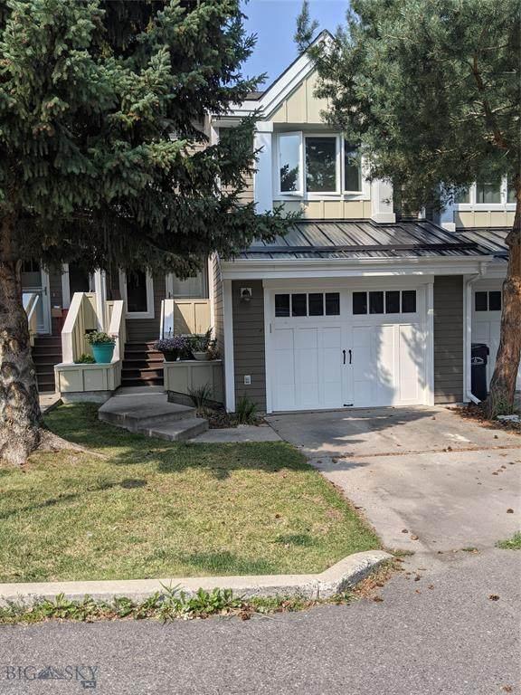 1725 W Koch Street #3, Bozeman, MT 59715 (MLS #361884) :: Berkshire Hathaway HomeServices Montana Properties