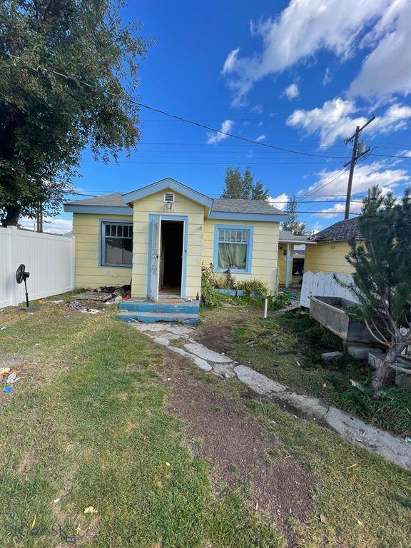 1931 Grand Avenue, Butte, MT 59701 (MLS #362387) :: L&K Real Estate