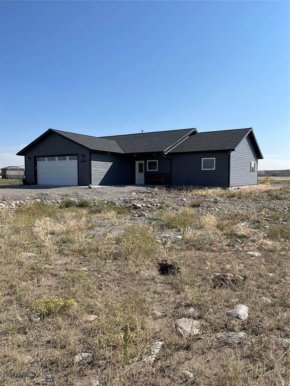 40 Mountain Vista Drive, Big Timber, MT 59011 (MLS #362511) :: Carr Montana Real Estate