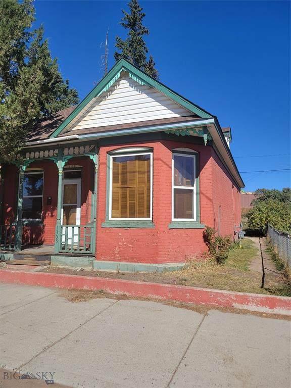 1305 E 2nd Street, Butte, MT 59701 (MLS #362648) :: Montana Life Real Estate