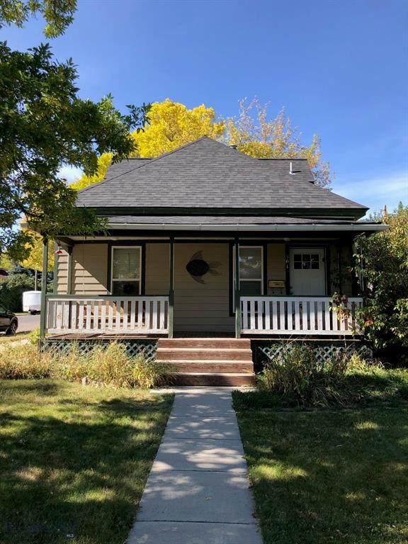 301 N 3rd Avenue, Bozeman, MT 59715 (MLS #362746) :: Montana Life Real Estate