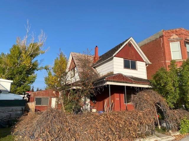533 S Dakota, Butte, MT 59701 (MLS #362895) :: L&K Real Estate