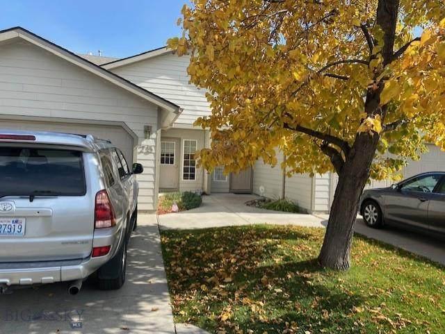 4040 W Ravalli St #75, Bozeman, MT 59715 (MLS #362904) :: Berkshire Hathaway HomeServices Montana Properties