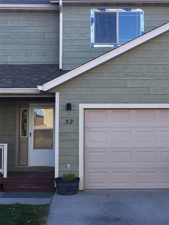 515 Michael Grove #52, Bozeman, MT 59718 (MLS #363946) :: Berkshire Hathaway HomeServices Montana Properties