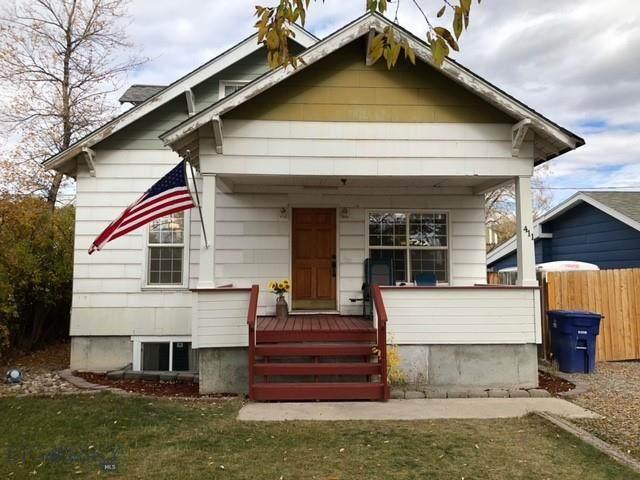 411 W Railroad Ave. N, Manhattan, MT 59741 (MLS #363959) :: L&K Real Estate