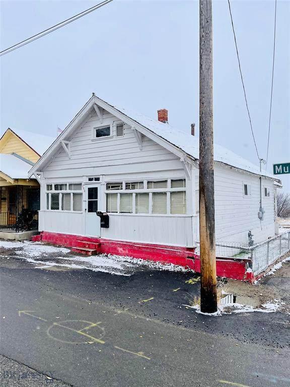 102 Mullin Street, Butte, MT 59701 (MLS #364037) :: Montana Mountain Home, LLC