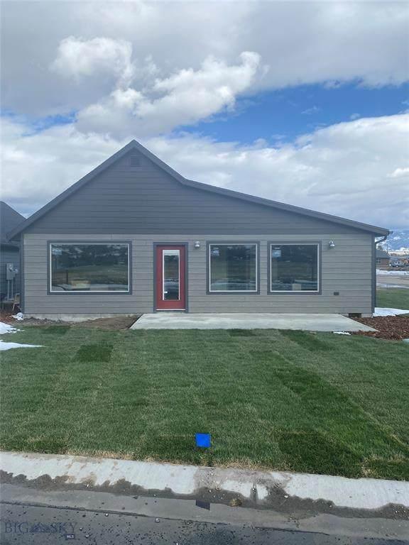 201 Vujo Lane, Ennis, MT 59729 (MLS #364044) :: Montana Mountain Home, LLC