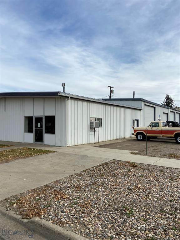 1711 Main Street, Fort Benton, MT 59442 (MLS #364203) :: Carr Montana Real Estate