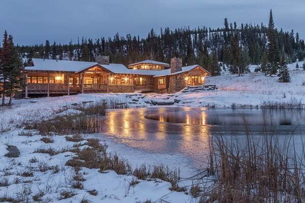 641 Towering Pines, Gallatin Gateway, MT 59730 (MLS #300466) :: Black Diamond Montana