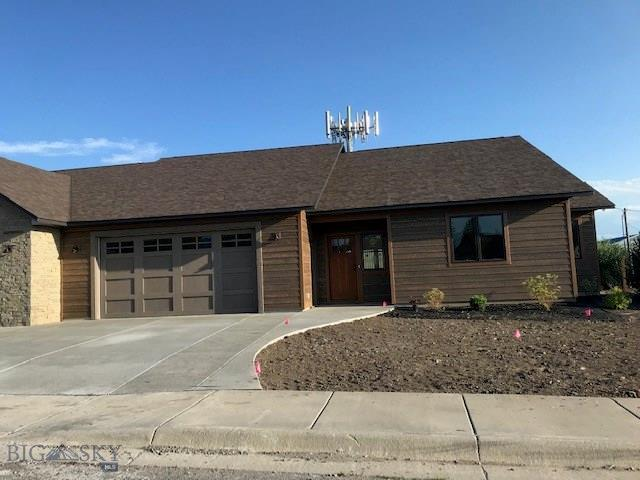 2405 B Birdie Drive, Bozeman, MT 59715 (MLS #326998) :: Black Diamond Montana
