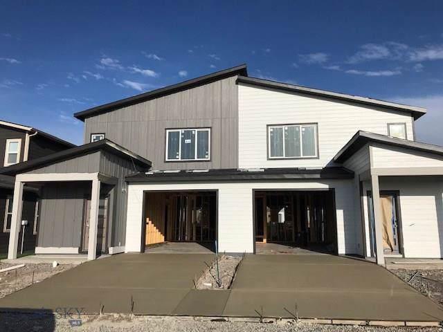 TBD Abigail Lane A, Bozeman, MT 59718 (MLS #339750) :: Hart Real Estate Solutions